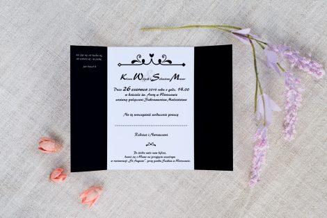 tanie-zaproszenie-slubne-od-1-09-zl-czarno-biale-male-serduszka