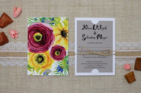 zaproszenie-slubne-szare-boho-natural-polne-kwiaty