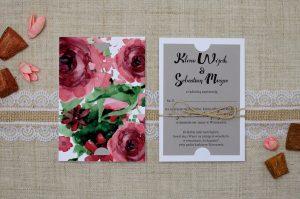 zaproszenie-slubne-szare-boho-natural-romantyczne-roze