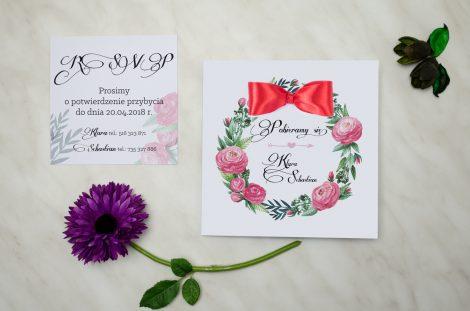 zaproszenie-slubne-wianki-roze