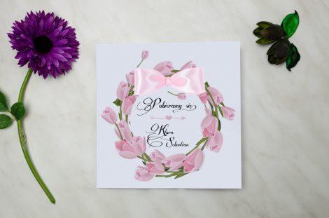 zaproszenie-slubne-wianki-tulipany