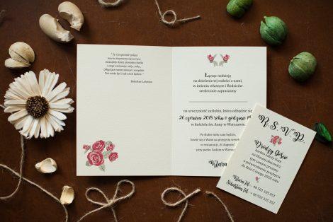 zaproszenie-rustykalne-kwiaty-rozyczki