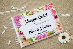 ksiega-gosci-eco-boho-floral-rozowe