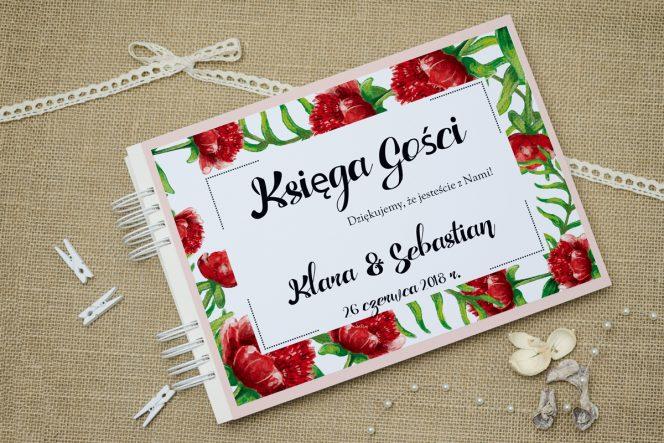 ksiega-gosci-rozowa-boho-floral-czerwone