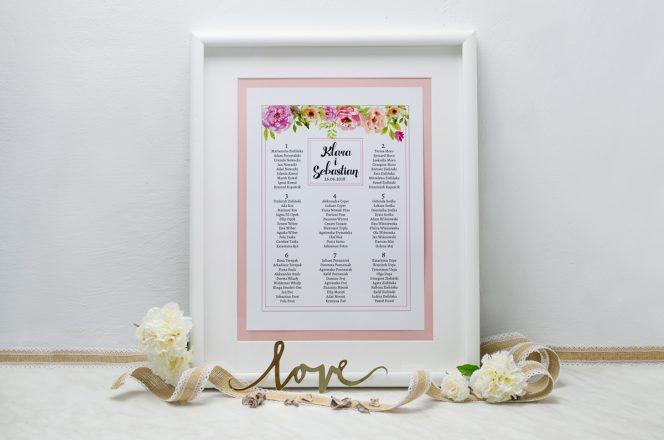 tablica-rozowa-boho-floral-rozowe
