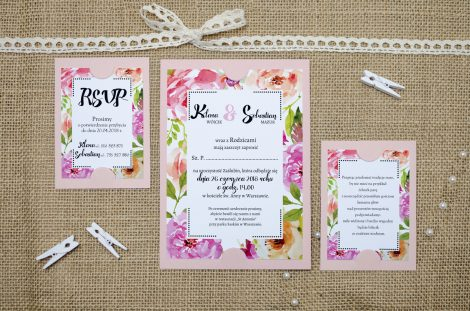zaproszenie-slubne-rozowe-boho-floral-rozowe