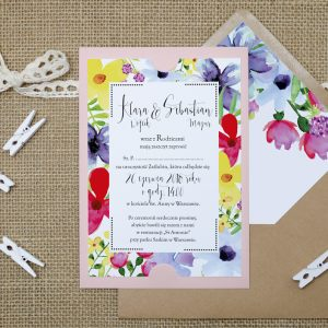 zaproszenie-róż-z-kopertą-1
