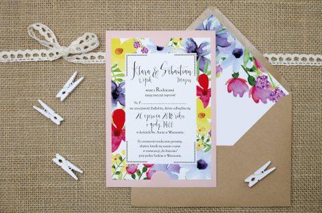 zaproszenie-slubne-rozowe-boho-floral-kolorowe