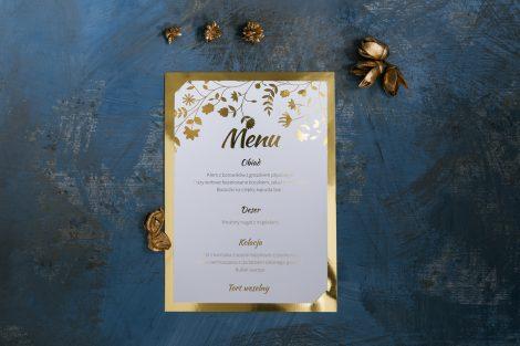 menu weselne