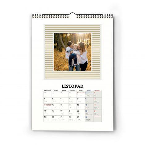 kalendarz-scienny-ze-zdjeciem-wzor-4-karmelowe-paski