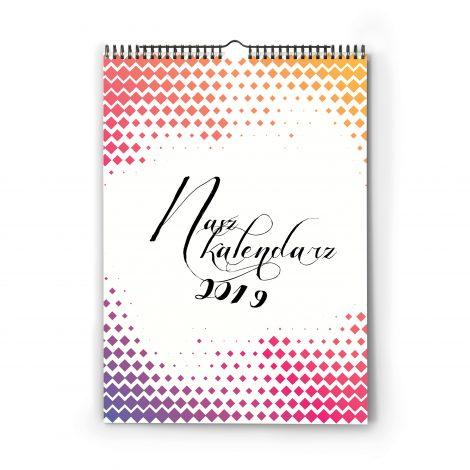 kalendarz-scienny-ze-zdjeciem-wzor-6-teczowe-kwadraciki