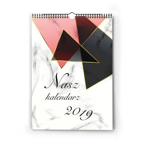 kalendarz-scienny-ze-zdjeciem-wzor-8-rozowa-geometria-i-marmurek