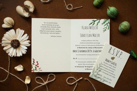 zaproszenie-rustykalne-zimowe-jalowiec