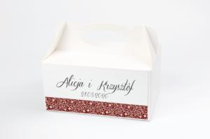 podziekowania-dla-gosci-weselnych-ozdobne-pudelko-na-ciasto-ornament-burgund